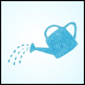 watering circle